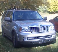 Picture of 2005 Lincoln Navigator Luxury 4WD, exterior, gallery_worthy
