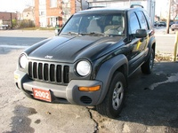2002 Jeep Liberty Sport 4WD picture, exterior