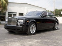 2004 Rolls-Royce Phantom Base, 2004 Rolls-Royce Phantom Rolls-Royce Phantom 4dr STD Sedan picture, exterior