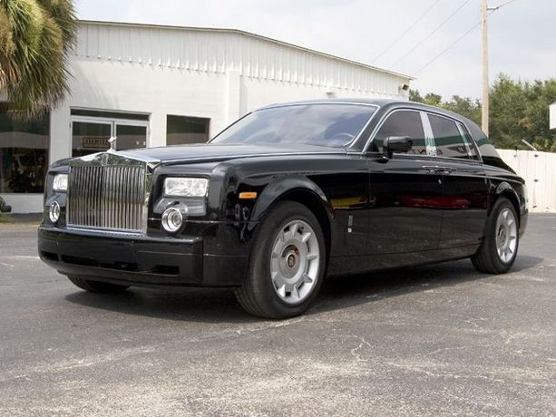 2004 Rolls-Royce Phantom Rolls-Royce Phantom 4dr STD Sedan picture