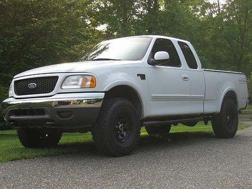 Picture of 2000 Ford F-150 XLT 4WD Extended Cab SB, exterior, gallery_worthy