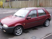Picture of 1997 Ford Fiesta, exterior