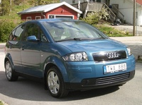 2003 Audi A2 Overview