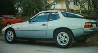 1986 Porsche 924 Picture Gallery