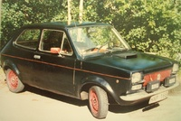 1974 FIAT 127 Overview