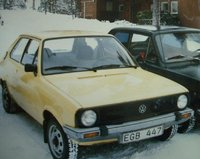 1980 Volkswagen Polo Overview