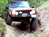 1999 Jeep Cherokee 4 Dr Classic 4WD SUV picture, exterior