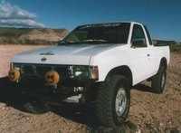 Picture of 1995 Nissan King Cab 2 Dr XE 4WD Extended Cab SB, exterior, gallery_worthy