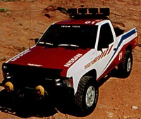 1988 Nissan Pickup Picture Gallery