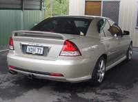 Picture of 2004 Holden Calais, exterior, gallery_worthy