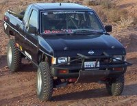 Picture of 1993 Nissan King Cab 2 Dr STD 4WD Extended Cab SB, exterior, gallery_worthy