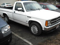 1990 Dodge Dakota Overview