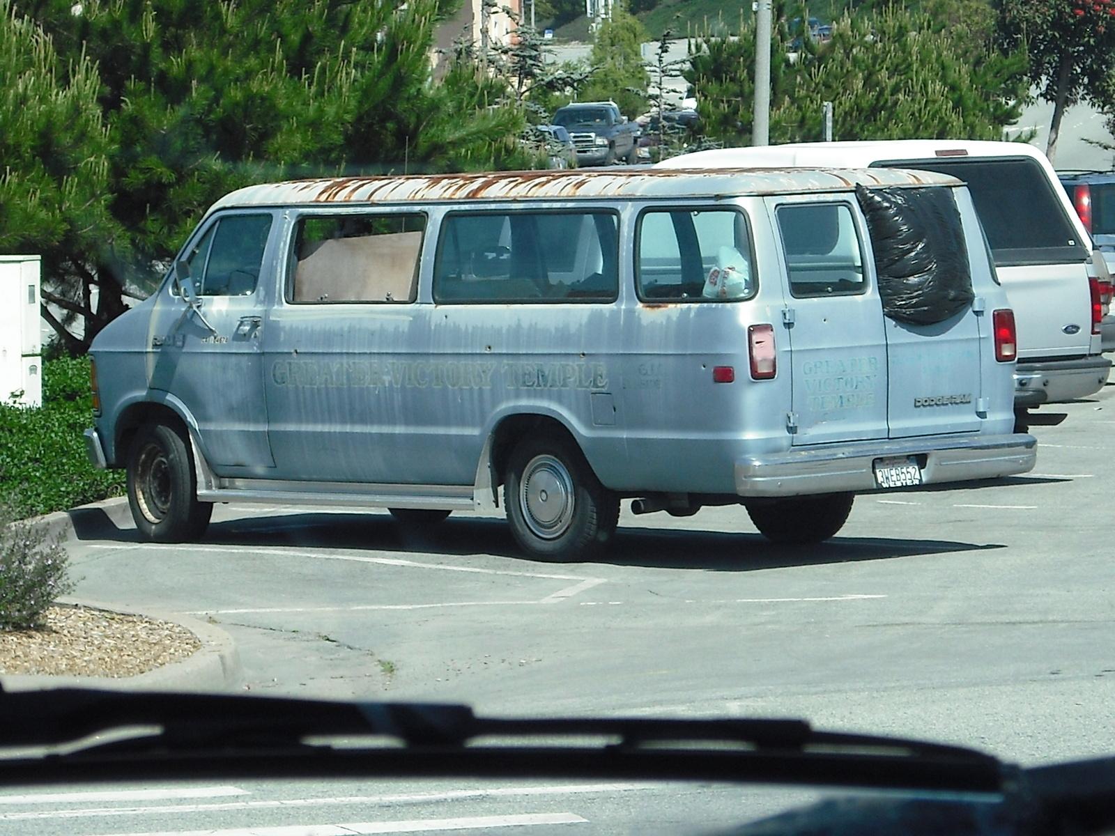 Dodge Ram Van - Overview - CarGurus