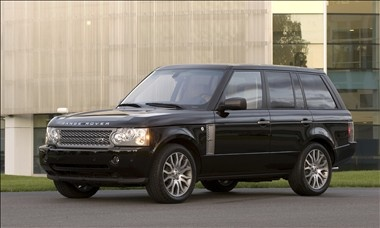 Picture of 2009 Land Rover Range Rover Supercharged, exterior, gallery_worthy