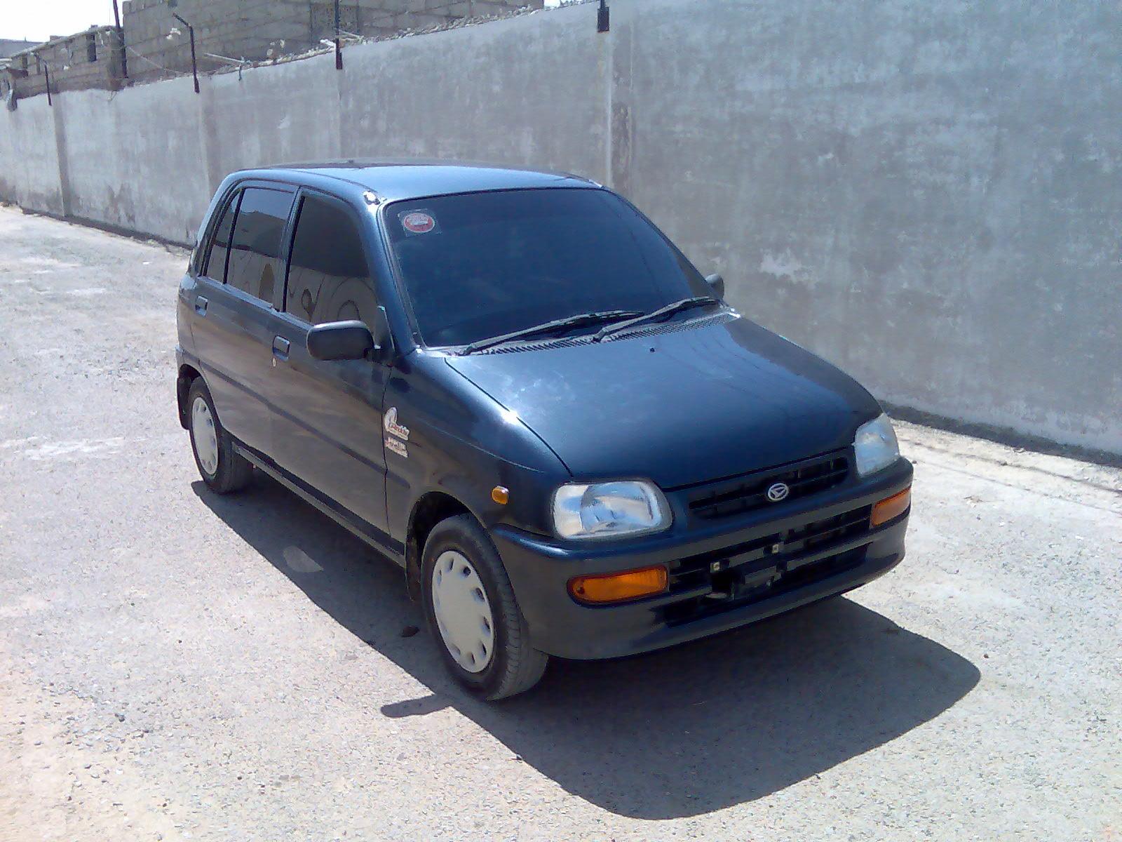 2003 Daihatsu Cuore