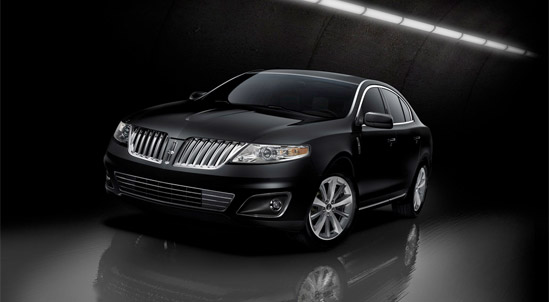 2009 Lincoln MKS AWD picture, exterior, manufacturer
