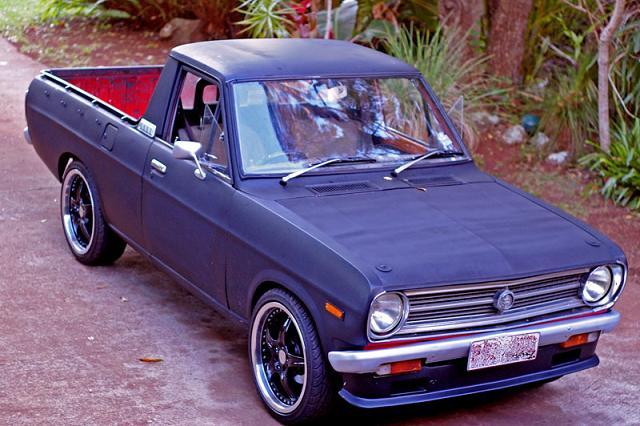 1971 Datsun 1200 picture, exterior