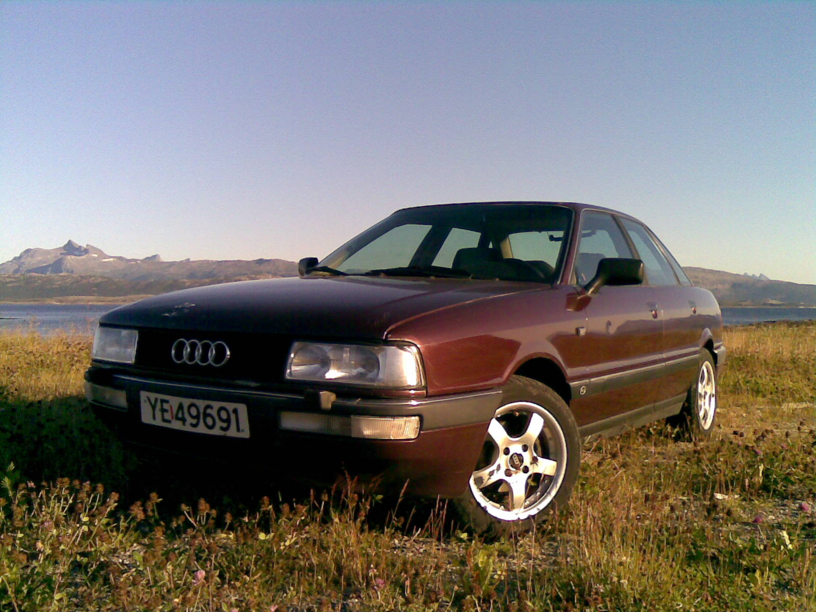 Picture of 1990 Audi 90