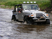 Picture of 2005 Jeep Wrangler Unlimited Rubicon, exterior