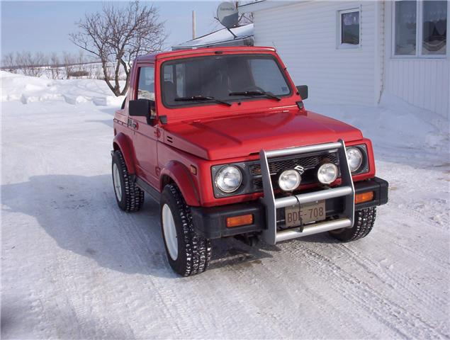 1992 Suzuki Samurai JL Classified Ad - Sedans For Sale Classified Ad on Free