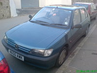 Picture of 1996 Peugeot 306, exterior