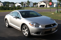 Picture of 2008 Mitsubishi Eclipse GS, exterior