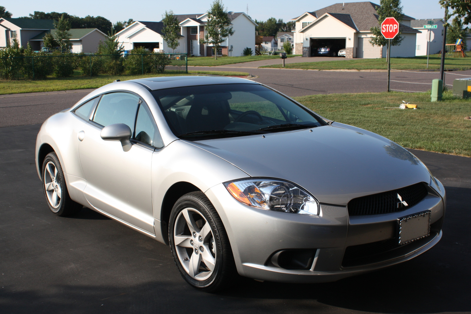 Picture of 2008 Mitsubishi Eclipse GS