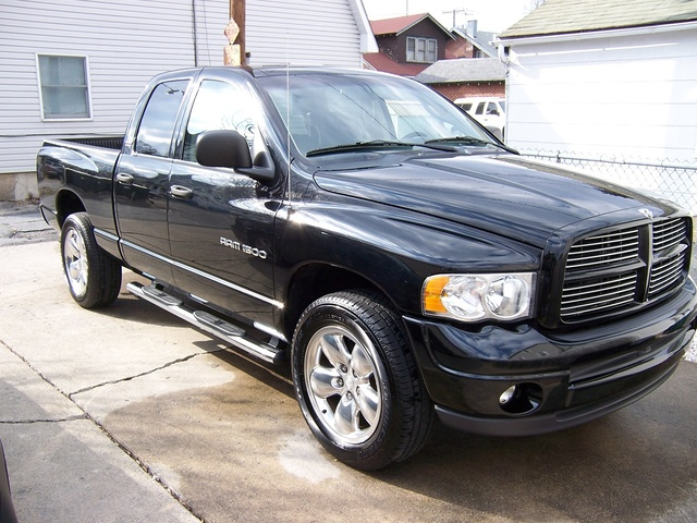 Picture of 2002 Dodge Ram 1500 SLT Quad Cab SB 4WD, exterior, gallery_worthy
