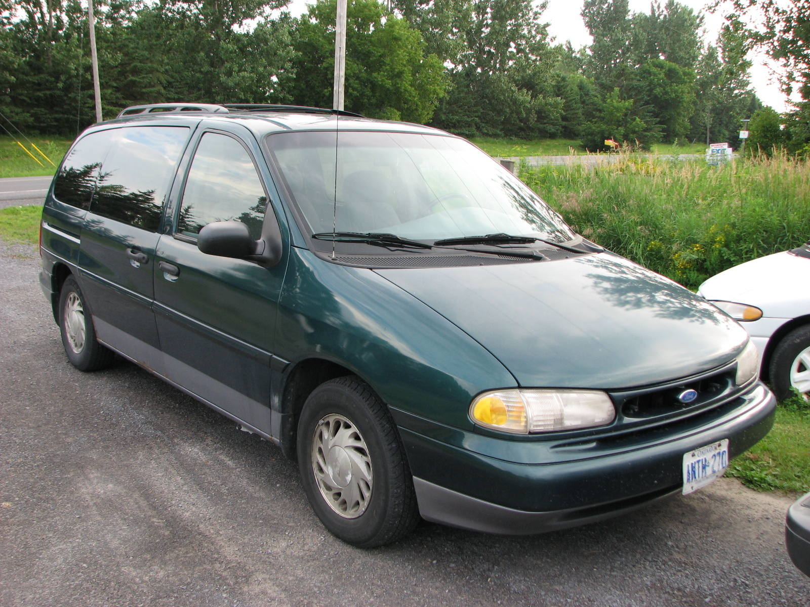 1997 ford windstar overview cargurus