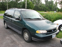 1997 Ford Windstar Overview