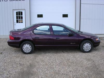 1996 Plymouth Breeze Review