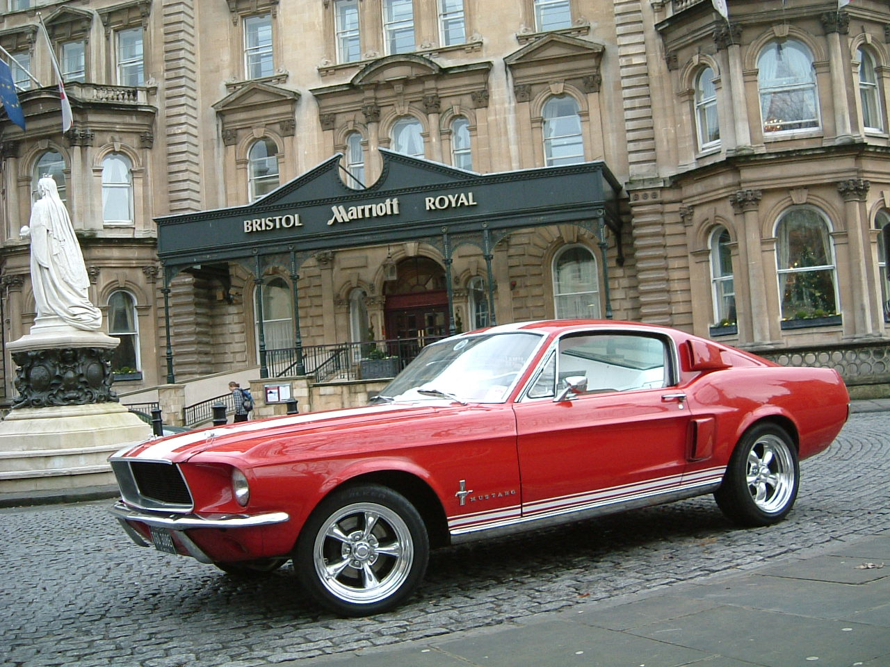 picture of 1967 ford mustang fastback exterior. Cars Review. Best American Auto & Cars Review