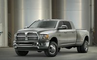 Picture of 2009 Dodge RAM 3500 Laramie Quad Cab 4WD, exterior, gallery_worthy