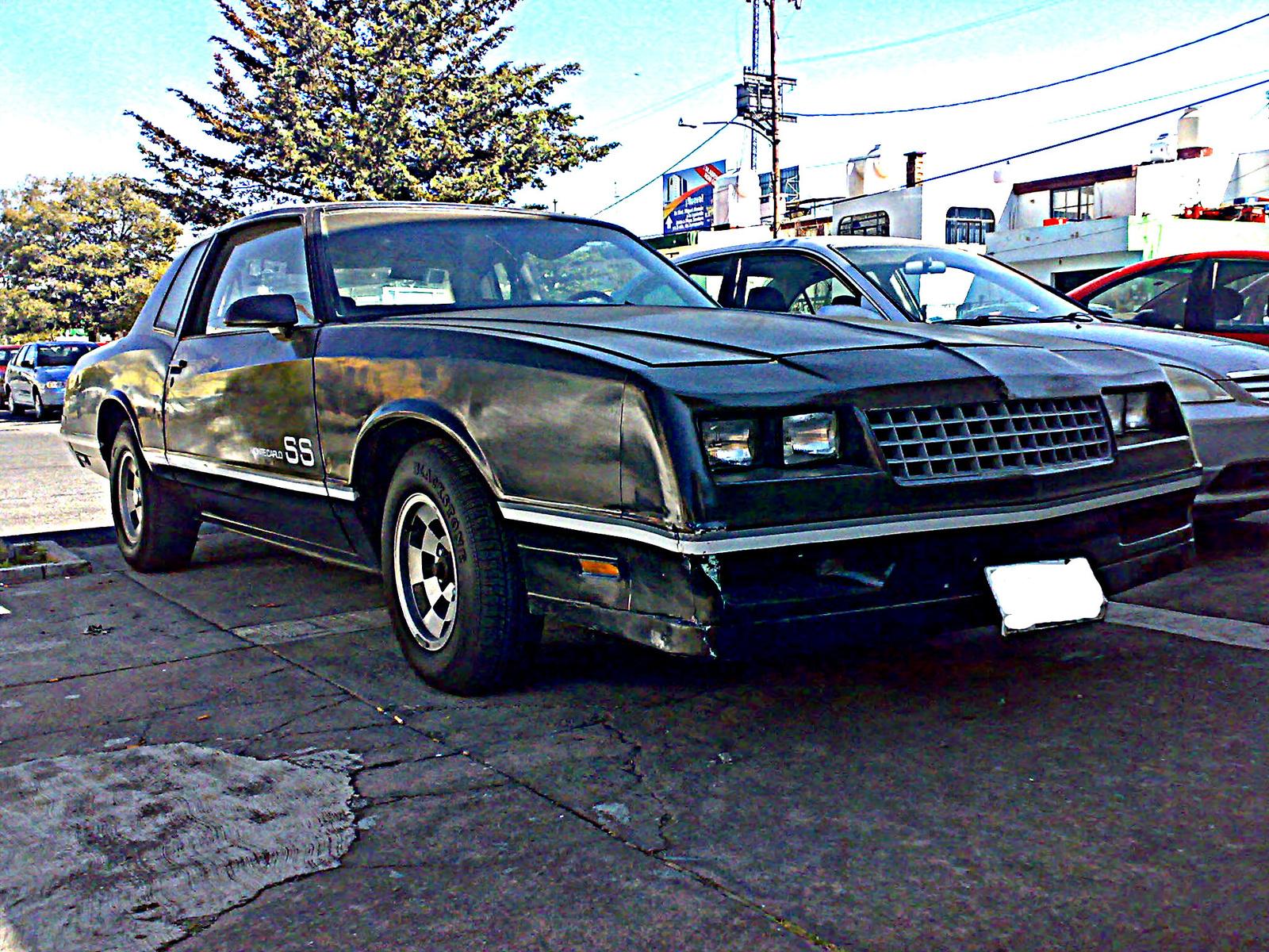 1984 Chevrolet Monte Carlo Exterior Pictures Cargurus