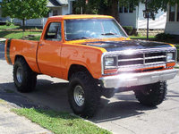 Picture of 1990 Dodge RAM 150 2 Dr SE 4WD Standard Cab SB, exterior, gallery_worthy