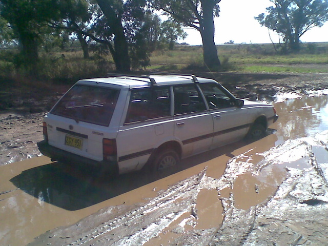 Picture of 1985 Subaru Leone