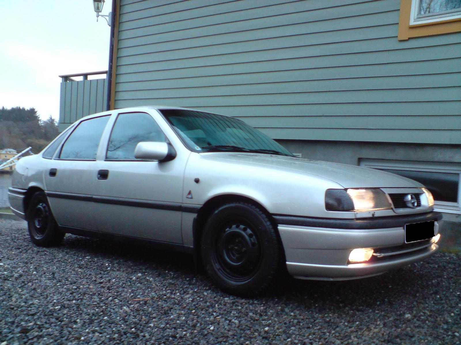 Opel vectra a 1993 ремонт