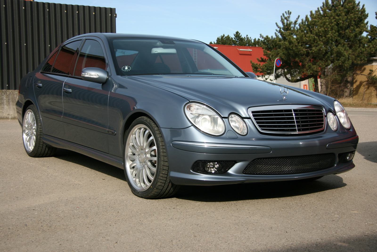 2004 Mercedes Benz E320 Wagon Reliability