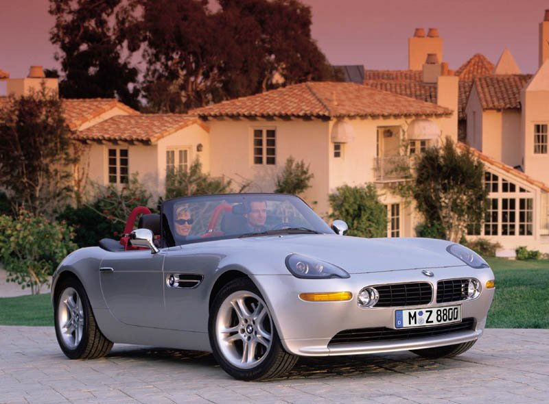 2003 BMW Z8 2 Dr STD Convertible picture