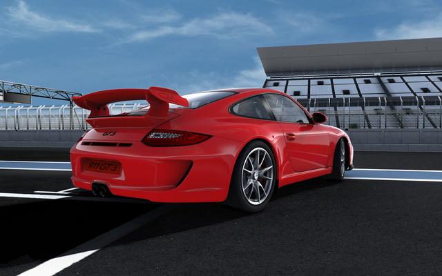 Picture of 2008 Porsche 911 GT3, exterior, gallery_worthy