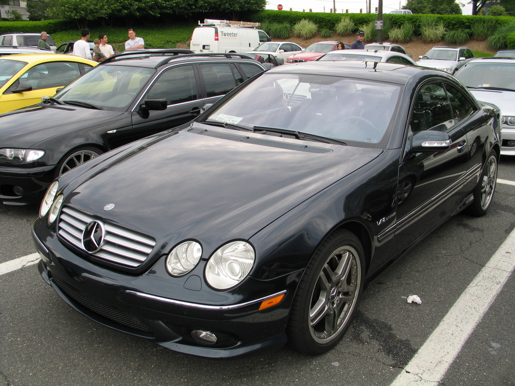 2005 mercedes benz cl class pictures cargurus for Mercedes benz coupe 2005