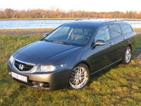 2003 Honda Accord Overview