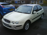 Picture of 2000 Rover 25, exterior