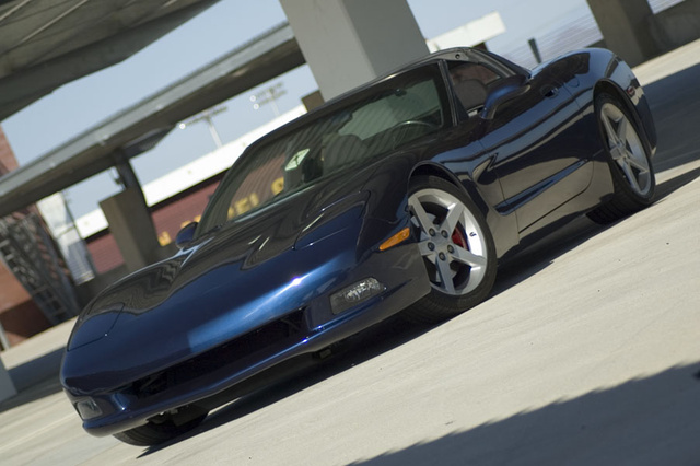 Picture of 2000 Chevrolet Corvette Coupe RWD, exterior, gallery_worthy