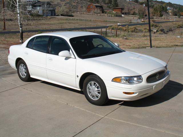 Picture of 2005 Buick LeSabre Custom Sedan FWD