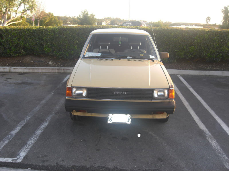 Picture of 1983 Toyota Corolla