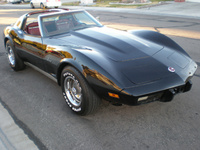 Picture of 1975 Chevrolet Corvette Coupe, exterior