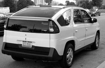 2001 Pontiac Aztek & 2001 Pontiac Aztek - Overview - CarGurus