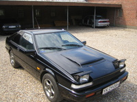 1984 Nissan Silvia Overview