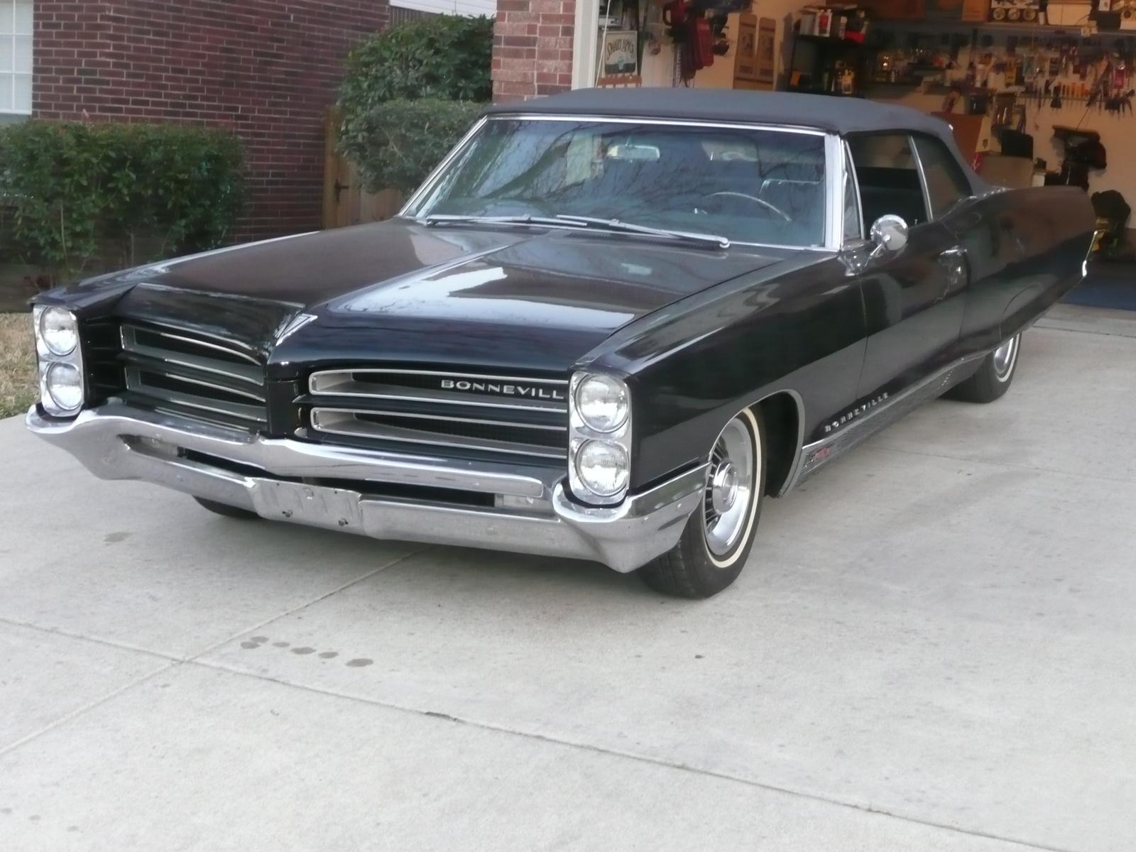 1966 Pontiac Bonneville - Overview - CarGurus